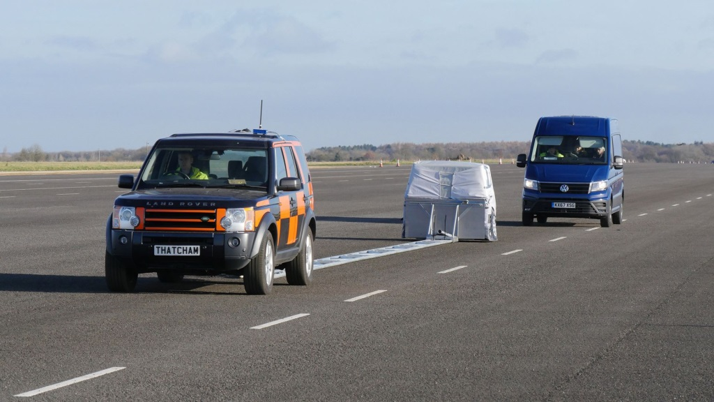 See Safety In Action With Driving For Better Business And Volkswagen Commercial Vehicles