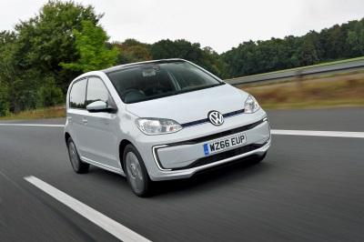 NEW VOLKSWAGEN e-up! IS A NEXT GREEN CAR AWARD WINNER