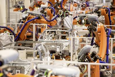 Volkswagen Group Invests In Automation For Emden, Hanover And Chattanooga Plants
