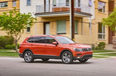 Volkswagen Of America Reports February 2018 Sales Results