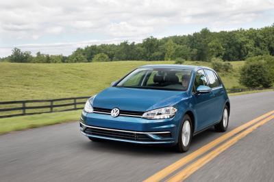 Volkswagen Golf Named One Of Kbb.Com's 10 Coolest Cars Of 2018