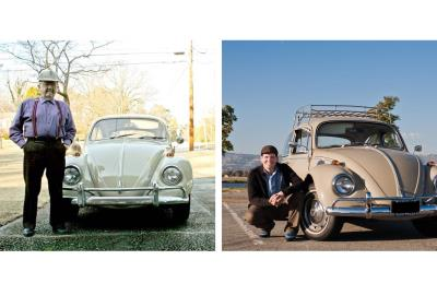 Volkswagens Tie Grandkids To Their Family Legacies