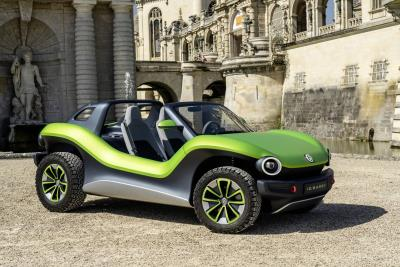 ID.Buggy Singled Out At Concours D'Elegance