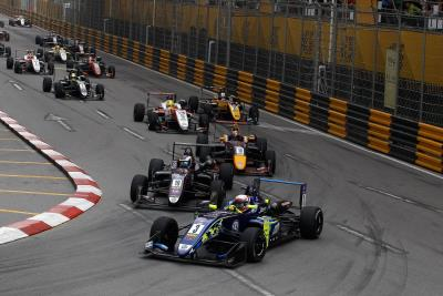Showdown On The South China Sea: Volkswagen At Macau Grand Prix With The Golf GTi TCR And Formula 3