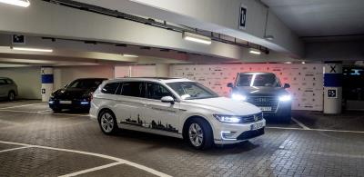 No More Searching For Parking Spaces. The Volkswagen Group Tests Autonomous Parking At Hamburg Airport