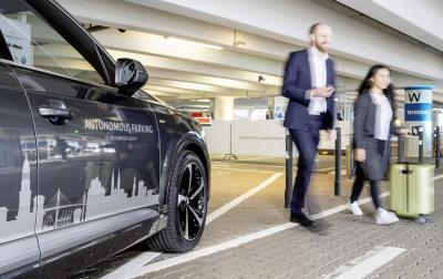 Volkswagen Group Soon To Have Autonomous Parking Ready For Series Vehicles