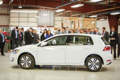 Volkswagen Group Of America Celebrates Grand Opening Of Port Of Benicia