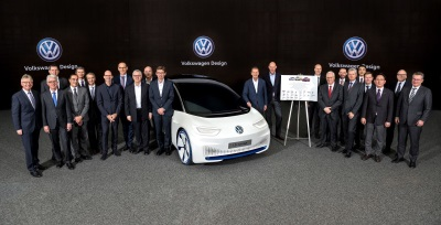 Volkswagen Starts Countdown To Start Of Production Of First I.D. Model