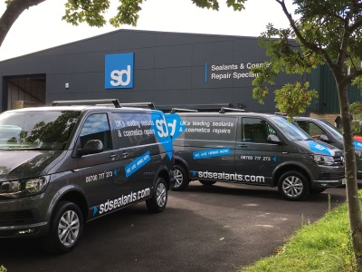 Volkswagen Commercial Vehicles Seals The Deal With SD Sealants