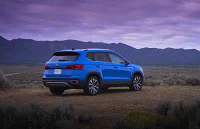 Volkswagen Of America And Taos Ski Valley, Inc. Team Up Following Taos Compact SUV Debut