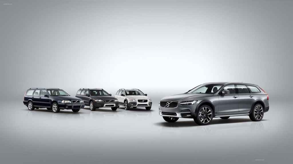 Volvo Cars Celebrates 20 Years Of All Wheel Drive With A