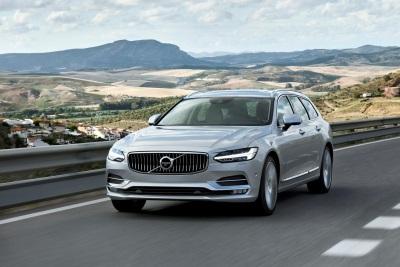 Volvo Cars' First Quarter 2017 Operating Profit Rises 11 Per Cent To Sek3.5 Billion