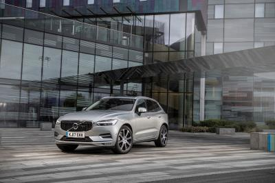 Volvo Outperforms The New Car Market In 2017