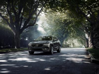 Volvo Car USA Posts Fifth Consecutive Month Of Growth