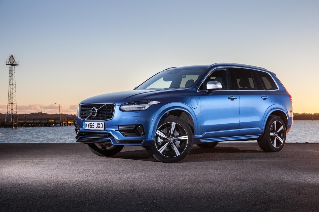Volvo Does The Double In Auto Trader New Car Awards