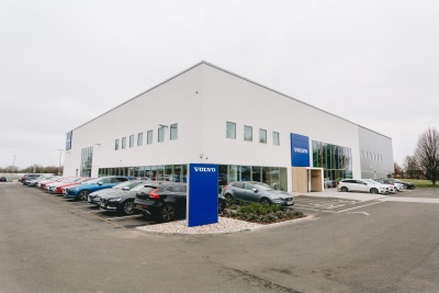 Volvo Car UK Opens Advanced New £6M Training And Development Centre In Daventry