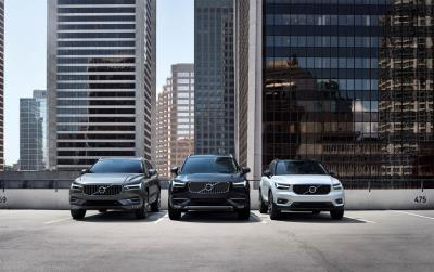 Volvo Cars' Global Sales Up By 12.9 Per Cent In September