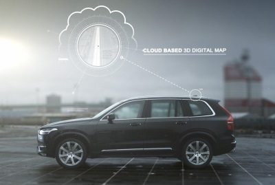 Volvo Cars And AUTOLIV Team Up With NVIDIA To Develop Advanced Systems For Self-Driving Cars