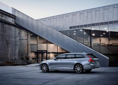 Volvo Luxury Wagon Projected To Have Some Of The Lowest Ownership Costs