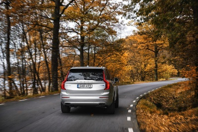 NEW POLESTAR OPTIMISATION MAKES XC90 T8 THE MOST POWERFUL VOLVO EVER