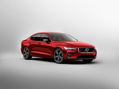 Volvo Extends S60 Range With Plug-In Hybrid Powertrain And New Trim Levels