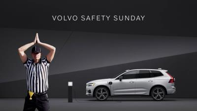 Volvo Safety Sunday returns with $2 million worth of cars on the line for this year's big game