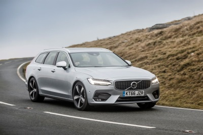 New T4 Petrol Engine Joins The Volvo S90 And V90 Ranges