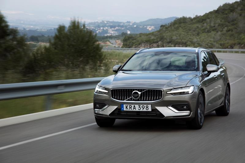 Volvo Car UK Announces Full Pricing And Specification Details Of Exciting New V60