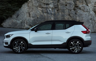 2019 Volvo XC40 Makes North American Debut With New Subscription Access At Automobility LA And The Los Angeles Auto Show