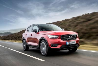XC40 Becomes Volvo's Most Successful New Model Launch In UK Ever