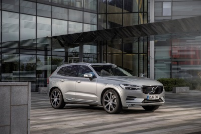 Chauffeur Drive Industry Votes Volvo XC60 As The Best Luxury SUV At The Professional Driver Awards