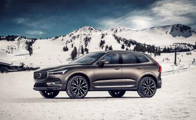 Volvo XC60 Named Chicago News 2018 SUV/Crossover Of The Year