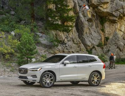 All-New Volvo XC60 Named 2018 Detroit Free Press Utility Of The Year