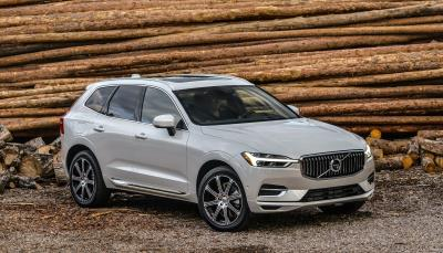 Volvo XC60 Named Cars.Com 'Best Luxury Compact SUV Of 2018'