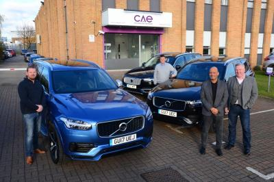 Volvo XC90's Intuitive Technology Is The Right Choice For CAE Technology Services
