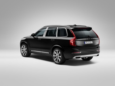 VOLVO CARS ANNOUNCES START OF PRODUCTION OF THE NEW XC90 EXCELLENCE AND A RANGE OF UPDATES FOR MODEL YEAR 2017