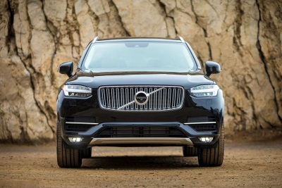 ALL-NEW VOLVO XC90 NAMED FINALIST FOR 2016 NORTH AMERICAN TRUCK/UTILITY OF THE YEAR