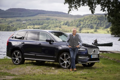 Volvo XC90 Remains Firm Favourite After 10 Years For Celebrity Chef Nick Nairn