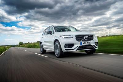 Volvo XC90 T8 Twin Engine Plug-In Hybrid Honoured Again In The What Car? Awards