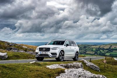 Volvo's XC90 T8 Twin Engine Flagship SUV Takes Best Seven-Seater Honour In Drivingelectric Awards