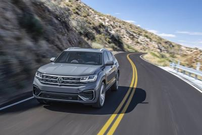 Volkswagen Announces Pricing For All-New 2020 Atlas Cross Sport