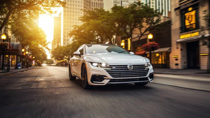 Volkswagen Arteon Named A 2020 Top Safety Pick By The Insurance Institute For Highway Safety Conce