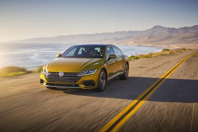 2019 Arteon Named To Wards 10 Best UX List