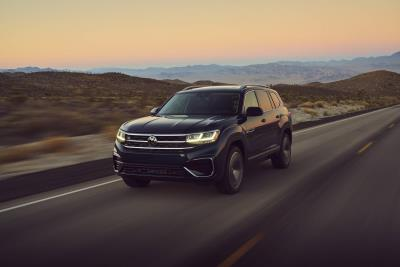 Volkswagen Atlas named 2021 Family Car of the Year by Cars.com