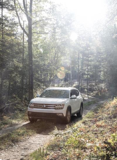 Volkswagen Atlas Named Best Family SUV At Outdoor Activity Vehicle Of The Year Competition