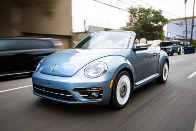 Volkswagen Donates Beetle Convertible Final Edition To Benefit Erlanger Neuroscience Institute