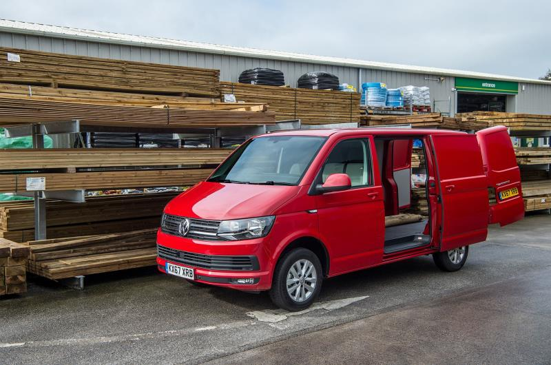 New Year Van Volkswagen Commercial Vehicles Extends Scrappage Scheme For 2018