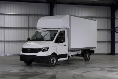 Volkswagen Commercial Vehicles Announces New Engineered To Go Conversions