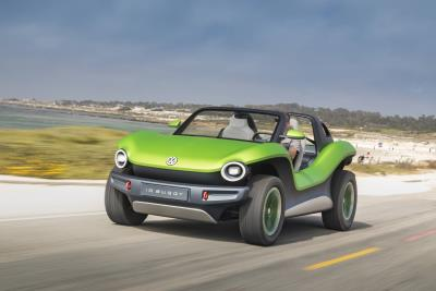 Volkswagen ID. Buggy Concept To Appear At Pebble Beach Concours d'Elegance