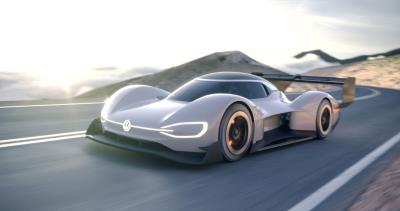 Charging To The Peak - Volkswagen I.D. R Pikes Peak Set For World Premier
